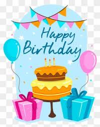 free png happy birthday friend clip art