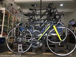 The available road bikes are suitable for personal and professional use. 2018 Cannondale Caad 12 105