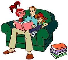 Znalezione obrazy dla zapytania dzieci czytające ksiązki z rodzicem gif