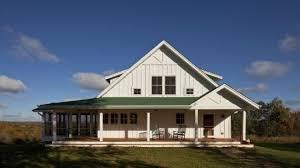 system one story farmhouse plans wrap around porch