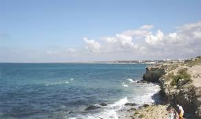 Реферат Загальна характеристика Чорного моря ru Мал №1 Руйнування берегів