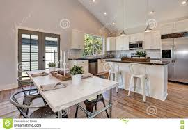 vaulted kitchen ceiling lighting. Kitchens With Vaulted Ceilings Simple Kitchen Designs Cathedral Lighting Design 1440 Ceiling