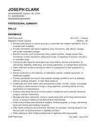 Best Pharmacist Manager Resumes Resumehelp