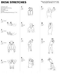 exercise you can do at your desk damescaucus com throughout work plan 13