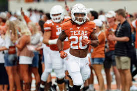 After years of bad luck, Texas RB Kirk Johnson finally ready to make a mark  - ExpressNews.com