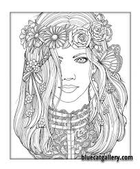 Hard Coloring Pages Of People 2357972 Best Coloring Collection