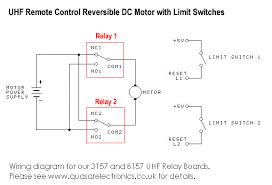 dc motor reversing circuit timer or remote control quasar uhf ir remote control dc motor reversing circuit