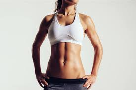 high intensity interval training abs