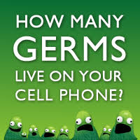 How many <b>germs live on</b> your cell phone? Quiz - The Oatmeal