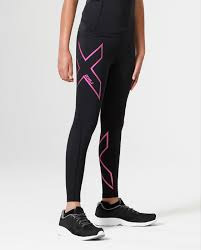 2xu Youth Compression Tights Size Chart Girls Compression Tights 2xu