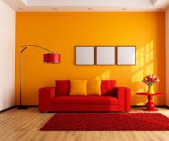 Small Picture The Color Combination For Red Living Room Home Design