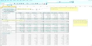 Simple Budget Spreadsheet Excel How To Make A Monthly Budget In