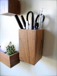 hanging organizer pencil holder