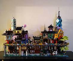 Welcome to the City, Ninjago City!: Ninjago