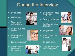 How To Be Successful In A Job Interview The Successful Job Interview
