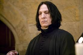 Image result for alan rickman snape