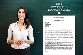 best cover letter exle for teachers