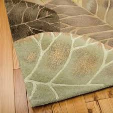 leaf pattern area rugs amaze tropical 8 cool rug island oasis decorating ideas furniture s nyc