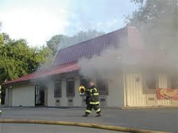 pizza hut building fire. Beautiful Fire Electrical Fire Guts Pizza Hut And Building Fire U