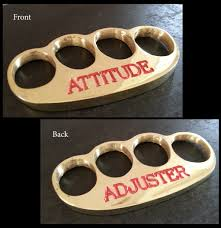 Wooden Knuckles A Collection Of The Best Brass Knuckles You Will Ever See