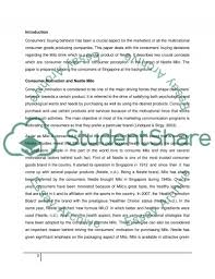 consumer behaviour essay example topics and well written essays  consumer behaviour essay example