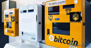 Vending Machine Laws Gorgeous MoonZebra The First Bidirectional Bitcoin Vending Machine In Malta
