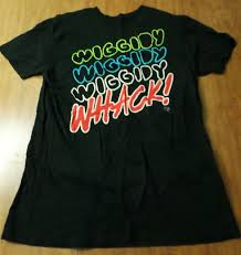 Wiggidy Whack Urban Slang T Shirt Lrg 1980s Hip Hop Tee Self Deprecation Humor Men Women Unisex Fashion Tshirt Cheap Shirts Designer Shirts From