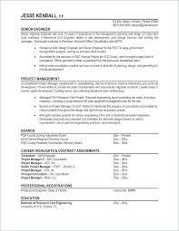Materials Engineer Resume Putasgae Info