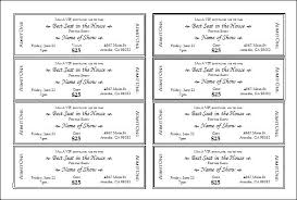 raffle tickets printing template for raffle tickets to print lotusdigital co