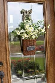 front door decor summer8 Frugal Front Porch Decorating Ideas  Summer door decorations
