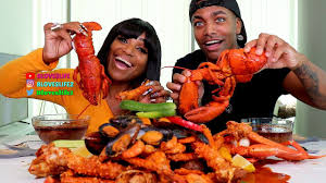 Seafood Boil with Khalil - YouTube