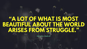 Quotes About Life Struggles Interesting 48 Inspirational Quotes About Life And Struggles W Images Quote Bold