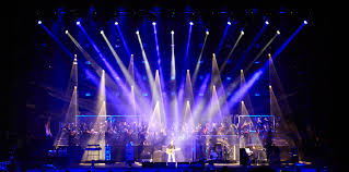 lighting designing. during the play or concert however it is not lighting designer who manage lights they prepare a procedure earlier and entrust to designing b