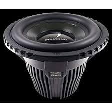 amazon com diamond audio d1 12d2 12 inch 200 watts rms dual 2 ohm hp15 diamond audio 15 1000w dvc hex pro subwoofer