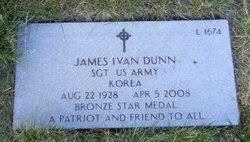 James Ivan Dunn (1928-2008) - Find A Grave Memorial