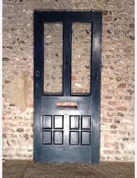 an original victorian edwardian glazed front door