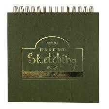 <b>Kroyter Скетчбук для</b> эскизов Cream 195х195 мм 80 листов ...