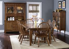 rustic dining room table sets. Dining Room. Marvelous Home Room Furniture Design Introducing Outstanding Wooden Console Cabinet Near Tantalizing Rustic Table Sets