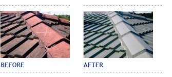 if you have a tile roof older than 12 years then roof restoration will have the following five benefits