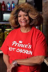Hot Chicken's Leading Lady: André Prince Jeffries of Prince's Hot Chicken |  Hot chicken, Hot, Chicken