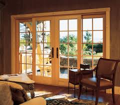 marvin windows and doors sliding french door interior