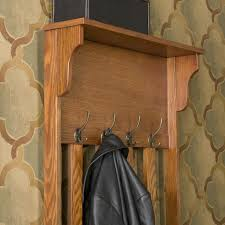 Coat Rack With Bench Seat front foyer coat rack Details about Entryway Bench Seat Hall Tree 49