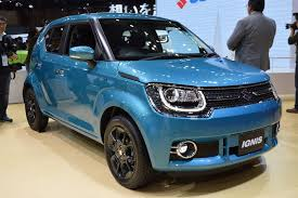 new car launches in japanSuzuki Ignis launched in Japan Indian debut at Auto Expo