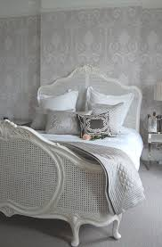 romance bedroom furniture. gorgeous stenciled wall treatment u0026 french cane bed romance bedroom furniture