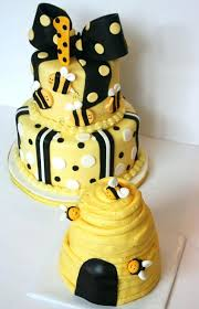 Unique Birthday Cakes For Baby And Toddler Moms Bumble Bee First