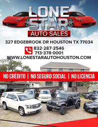 Lone Star Auto Sales | Facebook