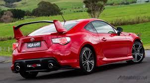 Toyota 86 Minor Change Price Tag Decreases In UK | AutonetMagz