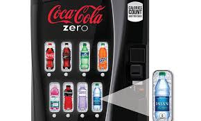 Royal Vending Machine Hack Delectable Soda Companies Launch New Vending Machines With Calorie Counts
