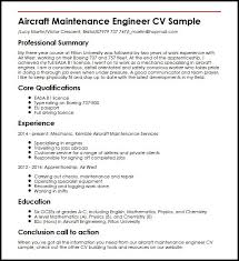 Passport Specialist Sample Resume Unique Aircraft Maintenance Engineer Sample Resume Letter Example