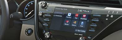 2018 toyota entune. exellent 2018 entune 30 connectivity infotainment navigation 2018 toyota models  camry sedan for toyota entune a